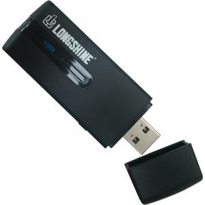 Longshine Wireless Netzwerkadapter USB 300Mbit/s n-Draft LCS-8131N