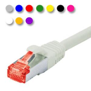Cat.6 Patchkabel LAN Kabel RJ45 S/FTP