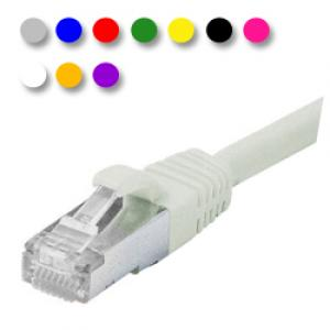 Cat.6A Patchkabel LAN Kabel RJ45 S/FTP